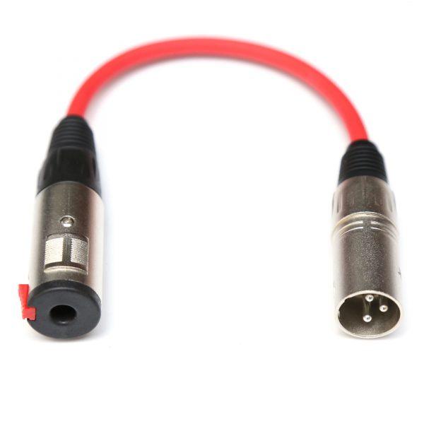 Adaptador XLR Macho para P10 femea ST 01