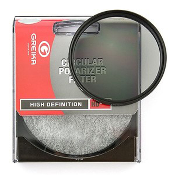 Filtro Polarizador 52mm Greika ESHOP10