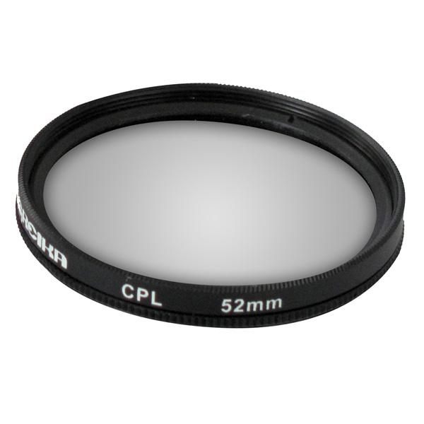 Filtro Polarizador Circular Greika 52mm Transparente ESHOP10