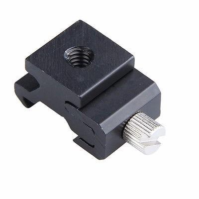 adaptador sapata c rosca 14 hot shoe mount adapter D NQ NP 831421 MLB20768180513 062016 O