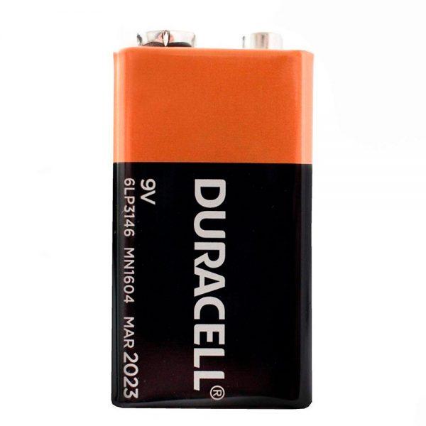 bateria 9v pilha duracell alcalina original D NQ NP 991233 MLB40381809322 012020 F