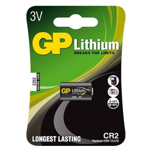bateria de litio gp para dispositivos eletrnicos 3v cr2 c1 18364 MLB6887611039 082014 O