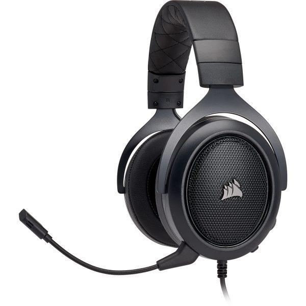 Headset Gaming Corsair Surround HS60 Carbono CA-9011173-NA