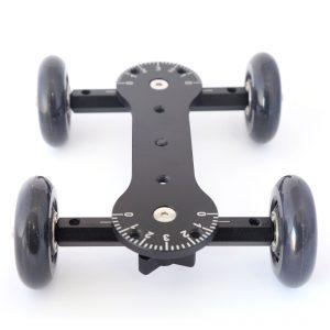 eshop10 Mini Dolly Skater Para Cameras e Filmadoras YA5041 Greika 3