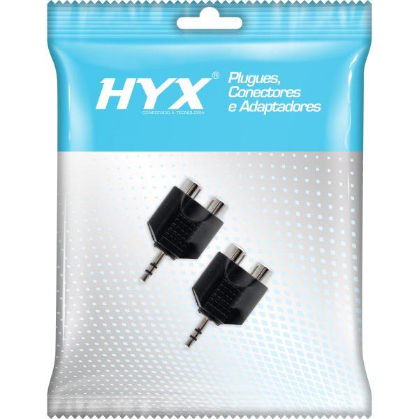 eshop10 adaptador 2rca p2 esterio hyx ha044 2