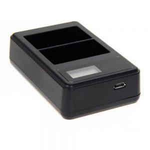 eshop10 carregador lp e6 best battery 5