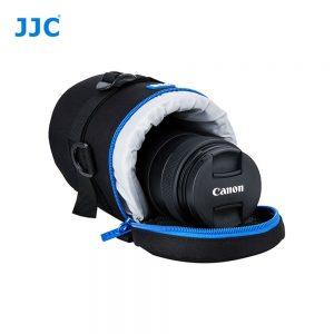 eshop10 case para lentes e acessorios jjc dlp 3ii 4