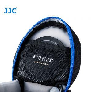 eshop10 case para lentes e acessorios jjc dlp 3ii 5