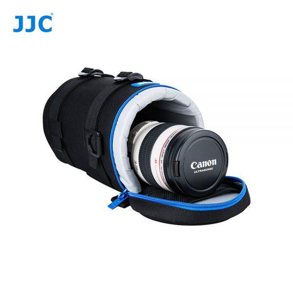 eshop10 case para lentes e acessorios jjc dlp 6ii 4