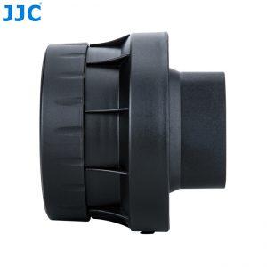 eshop10 colmeia difusora 3 em 1 para flashes nikon sb900 e sb910 jjc sg series 02