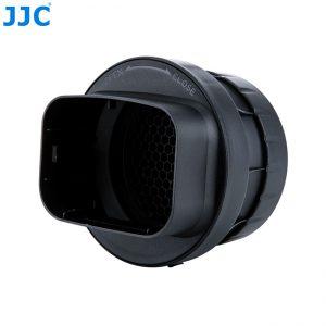 eshop10 colmeia difusora 3 em 1 para flashes nikon sb900 e sb910 jjc sg series 03