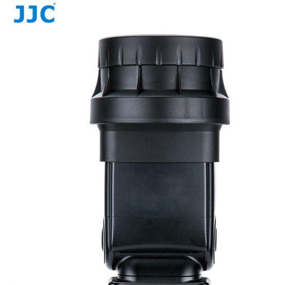 eshop10 colmeia difusora 3 em 1 para flashes nikon sb900 e sb910 jjc sg series 05