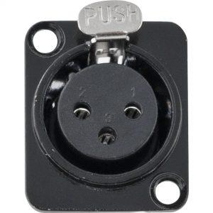 eshop10 conector xlr painel hyx 1