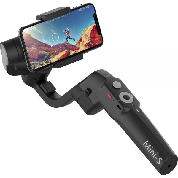 Moza Mini-S Estabilizador Gimbal Para Smartphone 3 Eixos