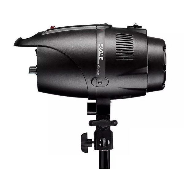 Greika EG-250B Flash Tocha Para Estúdio Fotográfico