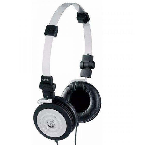 AKG K414P Fone de Ouvido Profissional Compacto