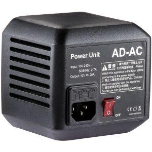 Godox AD-AC Power Fonte de Energia para AD600