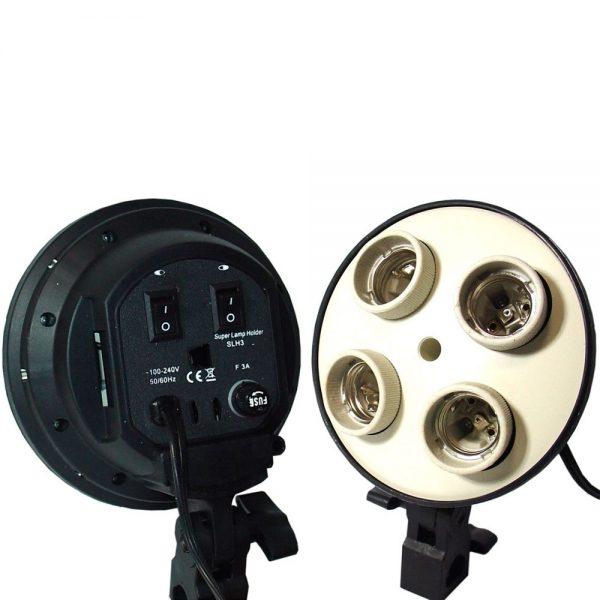 eshop10 kit iluminacao continua greika youtuber lampada led 2