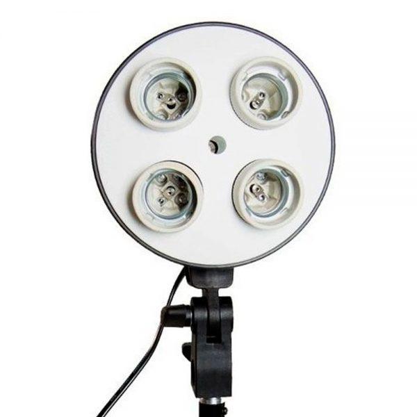 eshop10 kit iluminacao continua greika youtuber lampada led 3