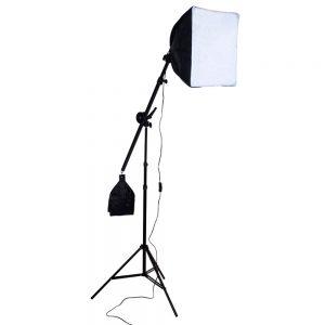 eshop10 kit luz continua softbox 50 70 com girafa 3