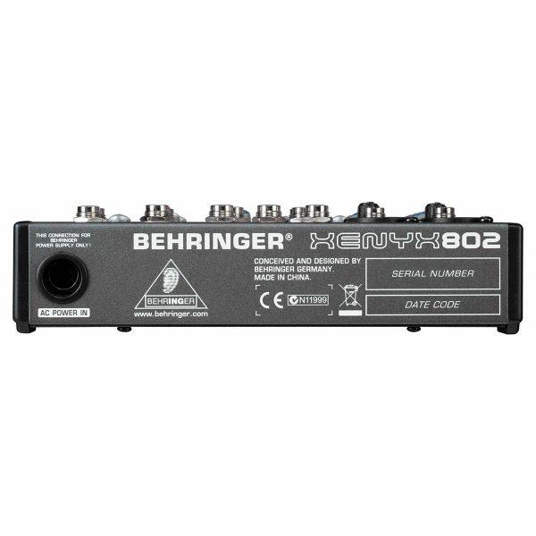 eshop10 mesa de som xenyx 802 behringer 3
