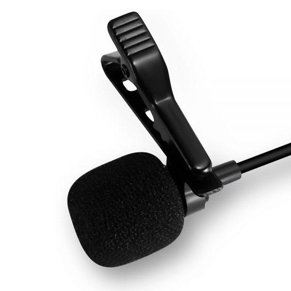 eshop10 microfone de lapela mamen km d1 pro 4