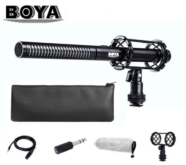 eshop10 microfone direcional shotgun boya by pvm1000 1 1