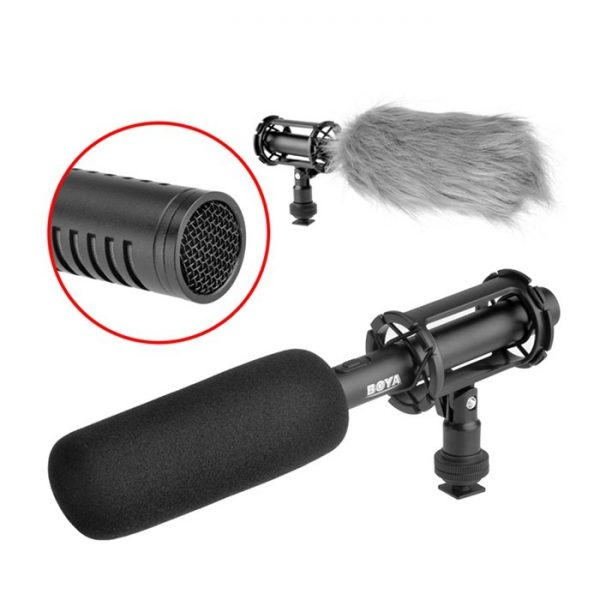 eshop10 microfone direcional shotgun boya by pvm1000 3