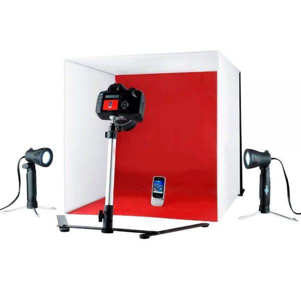 eshop10 mini estudio macro fotografico produtos tenda 60x60 cm 1