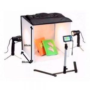 eshop10 mini estudio macro fotografico produtos tenda 60x60 cm 3