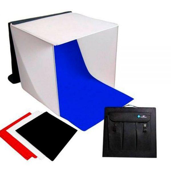 eshop10 mini estudio macro fotografico produtos tenda 60x60 cm 7