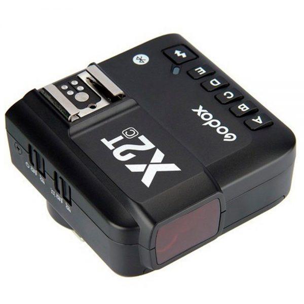 eshop10 transmissor godox x2t sem fio ttl de 24 ghz para canon 2