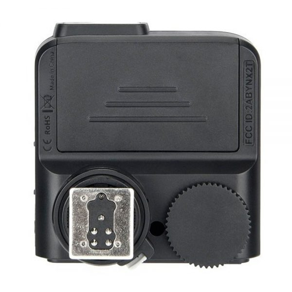 eshop10 transmissor godox x2t sem fio ttl de 24 ghz para canon 5