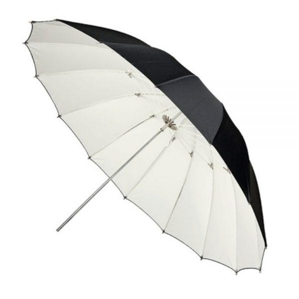 eshop10 sombrinha gigante 190cm preta prata branca 01