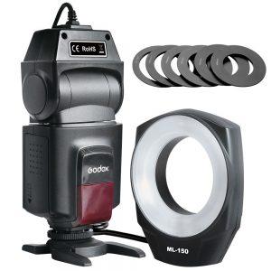 flash circular macro ring godox ml 150 canon nikon sony 502901 MLB20443788578 102015 F
