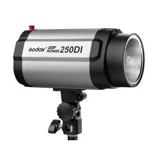 Godox 250DI Flash de Estúdio Mini Pioneer