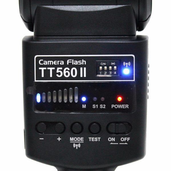 flash speedlite thinklite godox greika tt560ii nikon canon 278021 MLB20690743666 042016 F
