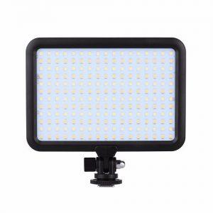 iluminador LED ttv 204 triopo ajuste cor ESHOP10