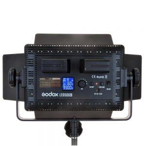 iluminador led godox ld500c c controle digital hd ate 5600k 672001 MLB20252828482 022015 F