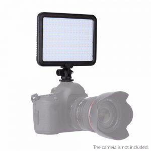 iluminador para foto e video led ttv 204 triopo ajuste cor ESHOP10