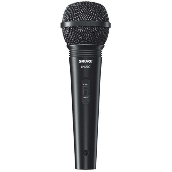 microfone shure sv200 eshop10.com .br