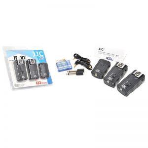 radio flash com 1 transmissor e 2 receptores jjc 854321 MLB20754475658 062016 F