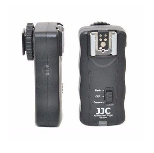radio flash com 1 transmissor e 2 receptores jjc 885321 MLB20754465942 062016 F
