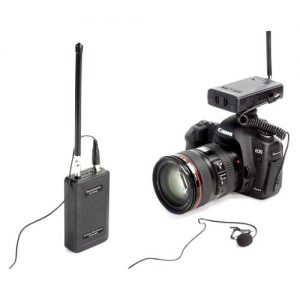 saramonic sr wm4c wireless radio lapel lavalier microphone kit for dslr 1 500x500 1