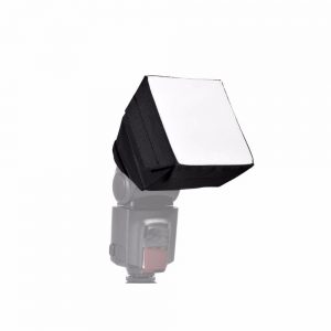 Softbox Para Flash Speedlite Difusor 10x10cm Godox SB1010