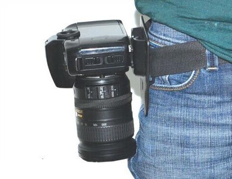 suporte de cintura para cmeras digital dslr k bm1 D NQ NP 902761 MLB26098714504 092017 F