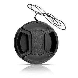 tampa de lente frontal 72 mm nikon canon sony fuji 271301 MLB20303171864 052015 F