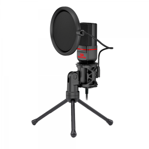 Microfone Gamer Streamer Seyfert GM100 Redragon