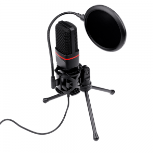 eshop10 microfone gamer redragon gm100 2