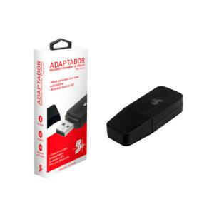 Adaptador Bluetooth Receptor de Musica com Cabo Auxiliar P2 ChipSCE